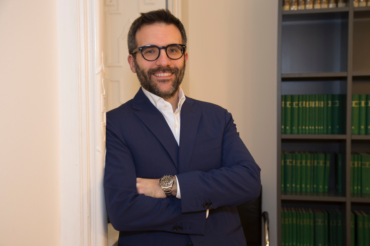 Lorenzo Bovo, Cronos Capital Partners CO-CEO