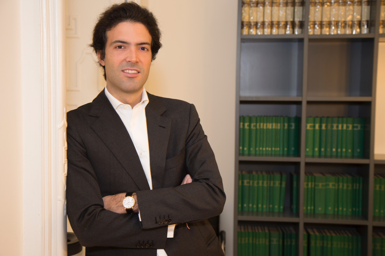 Alessandro Besana, Cronos Capital Partners CO-CEO