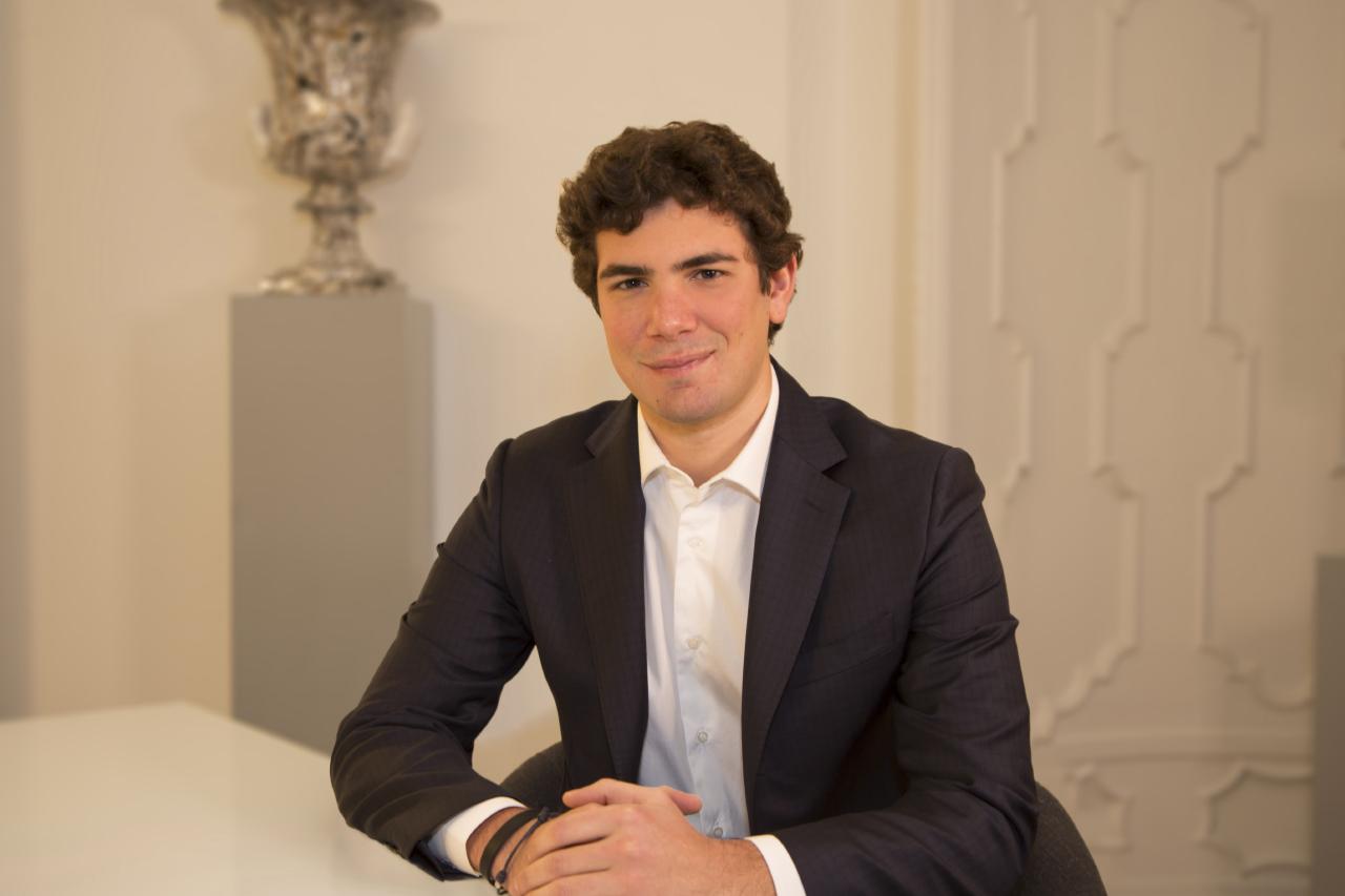 Nicola Ambrosio, Associate of Cronos Capital Partners